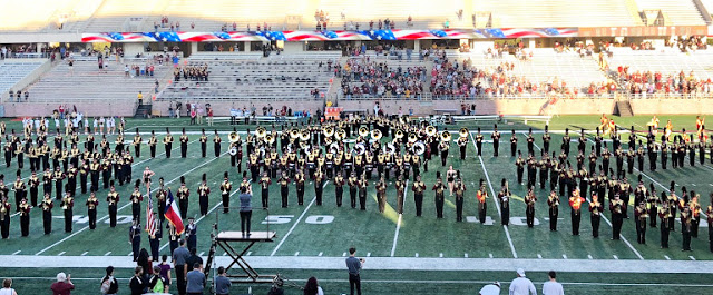 texas state university homecoming football game